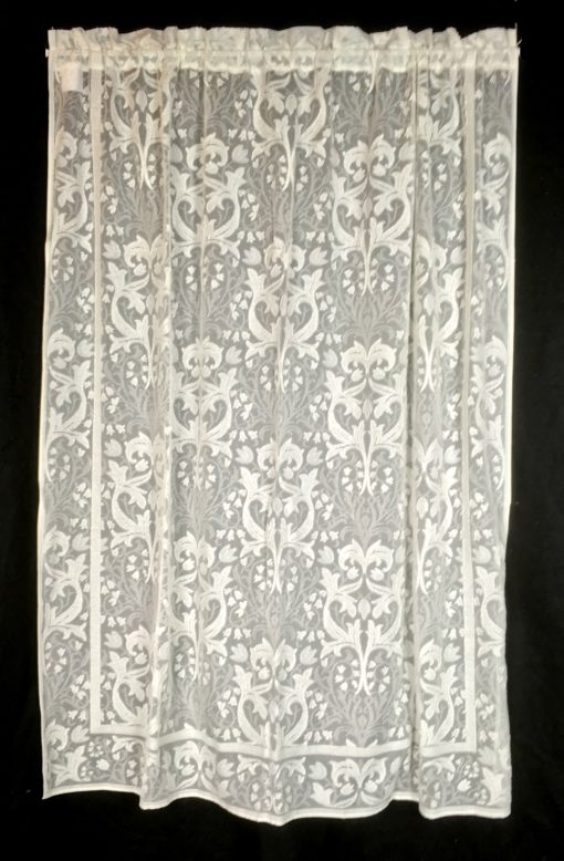 Bellflower curtain
