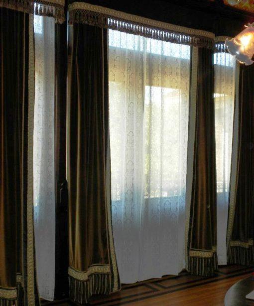 Eastlake Curtain