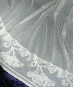 Gingko pattern