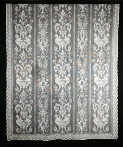 Griffin White curtain