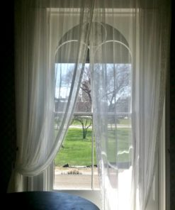Astor Curtain on Window