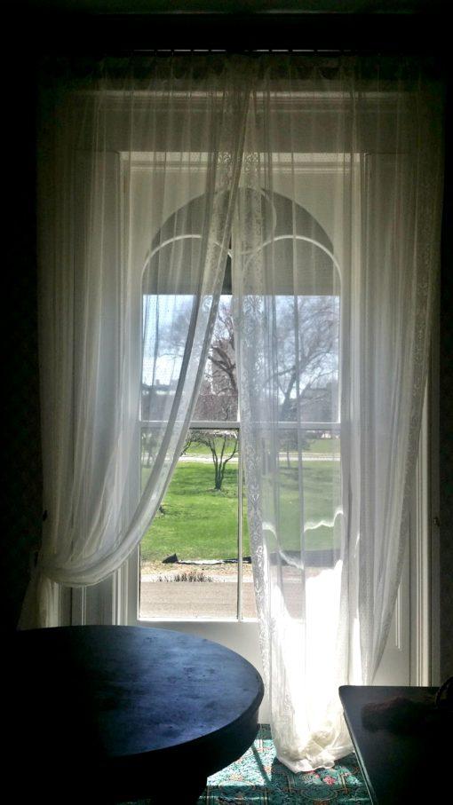 Astor Curtain on Window